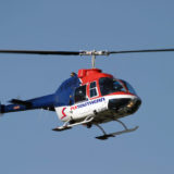 Helicopter Bell 206